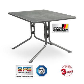 Kovový stôl -  MFG MEC-MESH 140- V-GARDEN