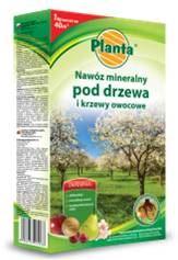 Hnojivo granulov. - PLANTA - ovocné stromy - 1,0 kg