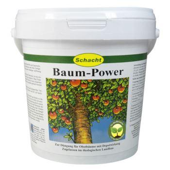 Prípravok - špeciálny výživový - SCHACHT - Baum Power 1.000 g