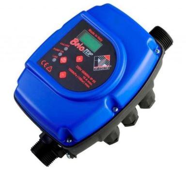 """Presscontrol BRIO TOP - 2 režimy, 2,2 kW max, 230V, 50/60 Hz, 16A max., IP65, 2 x 1"""" VOZ"""
