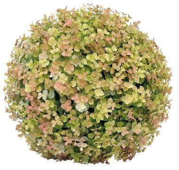 Umelá rastlina - Eucalyptus guľa - priemer 42 cm