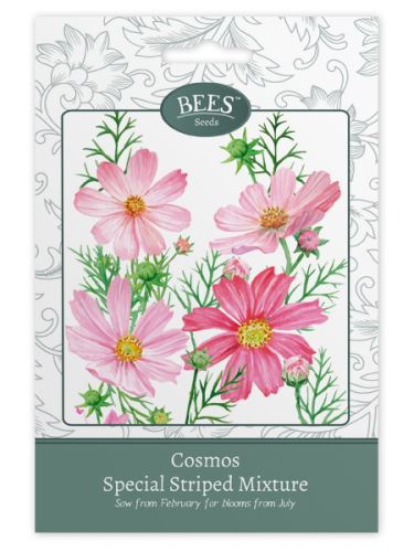 Bees seeds packet cosmos