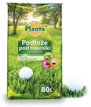 Substrát trávnikový - PLANTA - 80 l
