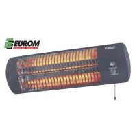 Halogénový žiarič - EUROM Q-time 1500 -1,5KW- V-GARDEN