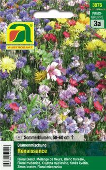 Osivo - Mix kvetov, Blumenmischung Renaissance-AUSTROSAAT