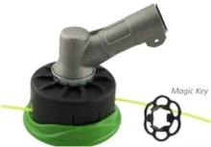 Nadstavec pre krovinorezy - GARDEN DEVIL - Univerzálna hlava automatická s adaptérom-AGP