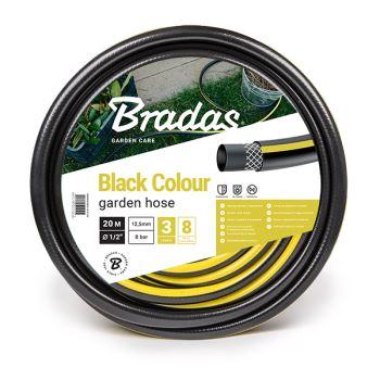 """Hadica záhradná - BLACK COLOR 1/2"""" - 20m- BRADAS"""