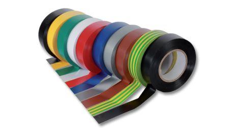 Izolačná páska 15x10 - pre izoláciu elektrických káblov - žltá