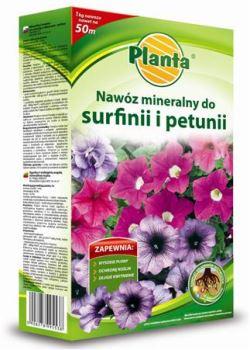 Hnojivo granulov. - PLANTA - surfínie a petúnie - 1,0 kg