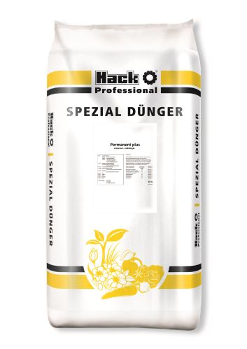 hnojivo hack professional konifery 20 kg