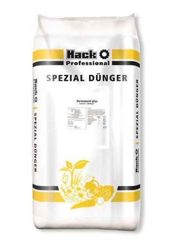 Hnojivo - HACK PROFESSIONAL FertiTop PERMANENT Plus - 25 kg