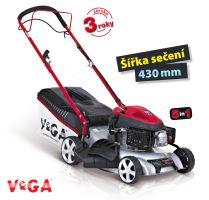 Kosačka - Vega 424 SDX 5in1- V-GARDEN