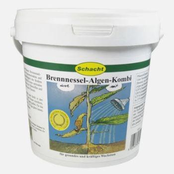 Prípravok - prírodný rastový kondicionér - SCHACHT - ALGEN KOMBI - 250 g