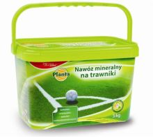 Hnojivo granulov. - PLANTA - trávnik - 5,0 kg vedro
