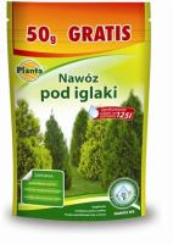 Hnojivo kryštalické - PLANTA - ihličnany - 250 g + 50 g ZDARMA