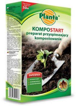 Urýchľovač kompostu - PLANTA KOMPOSTART - 1,0 kg