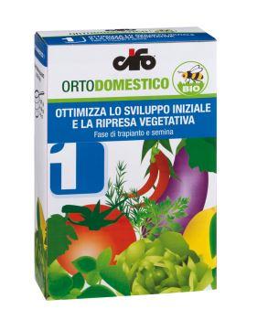 Hnojivo - mikrogranulované - CIFO ORTO DOMESTICO 1, N13% - 500 g