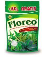 Hnojivo kryštalické - PLANTA - Floreo - zelené rastliny - 250 g + 50 g ZDARMA