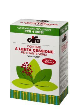 Hnojivo - granulované - CIFO Granverde L.C. VERDI 24-8-15+2Mg - 1 kg