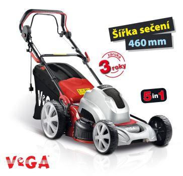 Kosačka - elektrická - Vega 4618 SXH - V-GARDEN