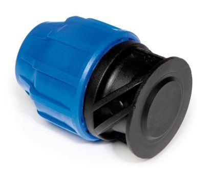 Záslepka - PA Blu Line Plus - 40 mm