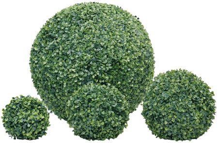 Umelá rastlina - Buxus guľa - VERDEMAX -priemer 18 cm