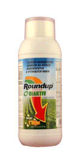 Herbicíd - ROUNDUP BIAKTIV - 1000 ml