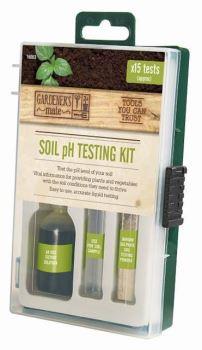 pH testovací set - GARDENER´S MATE