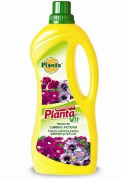 Hnojivo tekuté - PLANTA - Planta Vit - Surfínie a petúnie - 1,0 l