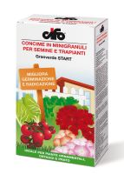 Hnojivo - granulované - CIFO Granverde START - 1,5 kg