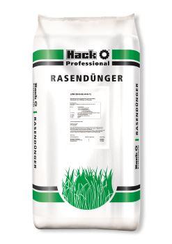 HACK Rasencleaner - NPK 15+5+7+uhličitan vápenatý (proti machu a tipuliam) - 25 kg