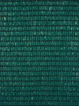Tieniaca textília / tieňovka - zelená 95 % -  2,0 x 10,0 m