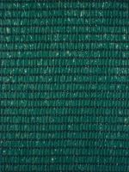 Tieniaca textília / tieňovka - zelená 95 % -  2,0 x 5,0 m
