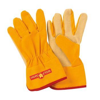 PRE DETI - rukavice pracovné - destské - WOLF Garten GH-K 10 - veľkosť 10