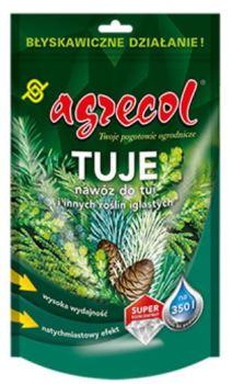 Hnojivo kryštalické - AGRECOL - tuje - 350 g