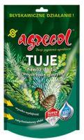 Kryštalické vodorozpustné hnojivo 350 g-tuje - AGRECOL