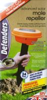 Defenders Advanced Solar Mole Repeller