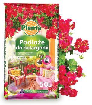 Substrát - PLANTA - pre pelargónie - 50 l