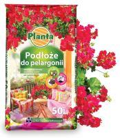Substrát pre pelargónie - PLANTA - 50 l