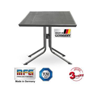 Kovový stôl - MFG MEC-MESH 80- V-GARDEN