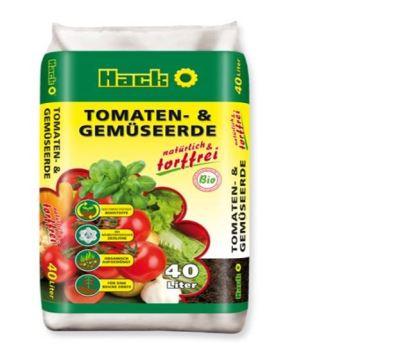 Substrát - HACK pre paradajky a zeleninu BIO kvalita - 40 l