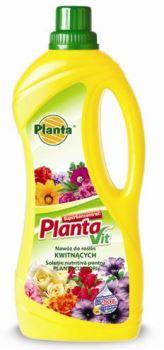 Hnojivo tekuté - PLANTA - Planta Vit - Kvitnúce rastliny - 1,0 l