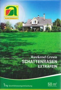 Trávne osivo - AUSTROSAAT Weekend green - 1 kg