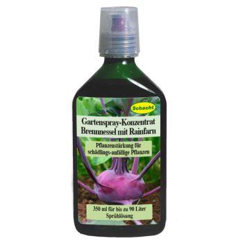 Prípravok -kondicionér rastový prírodný - SCHACHT - 350 ml - GARTENSPRAY-KONCENTRAT