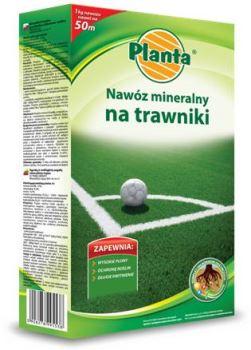 Hnojivo granulov. - PLANTA - trávnik - 1,0 kg