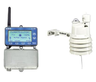 Meteostanica - IRRITROL CL-100W-EU - Climate logic systém pre r.j. TMC-212, TMC-424, CC