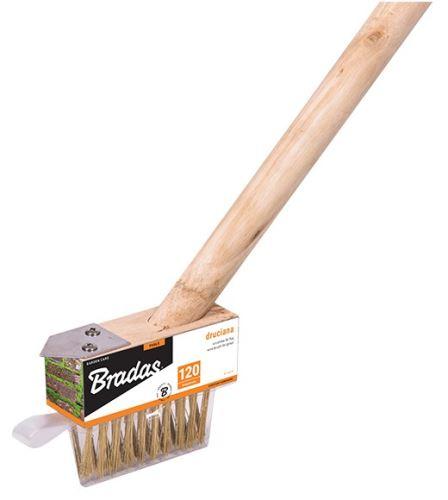 Náradie na čistenie  spár v dlažbe - 120 cm - BRADAS