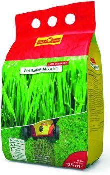 Trávne osivo - WOLF VERTIKUTAČNÝ-MIX 4-1 (125 m2)