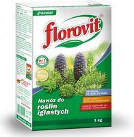 Hnojivo - FLOROVIT Ihličnany - 1,0 kg box