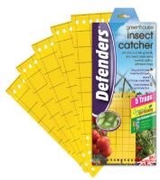 Garden Care Greenhouse Insect Cather, 5 trap pack
